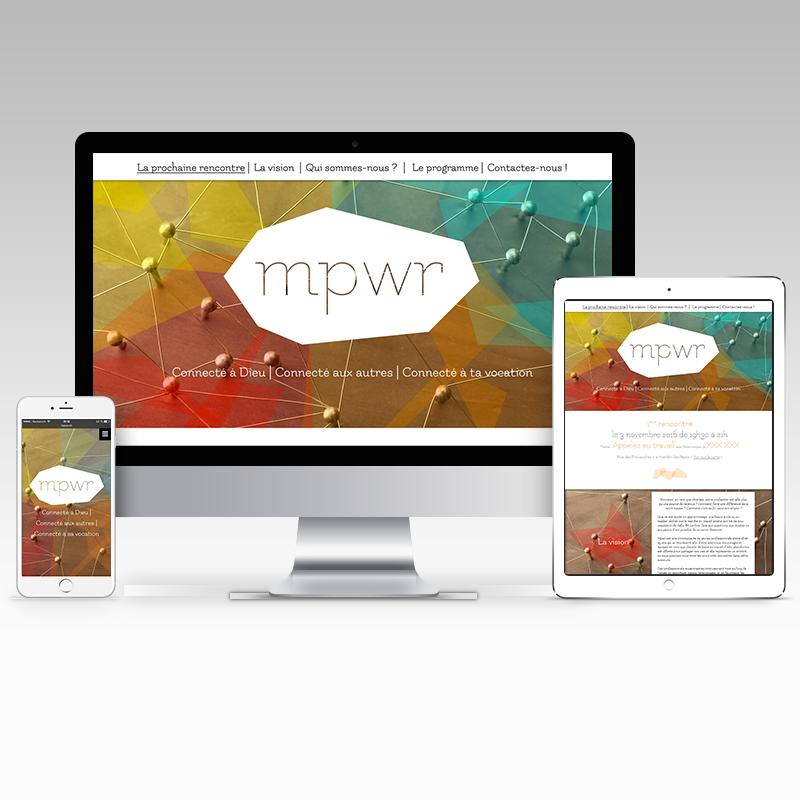 Site web créé par Cosycom - Identité visuelle